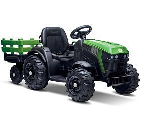 Elektrický traktor s vozíkem Buddy Toys BEC 8211 - Buddy toys
