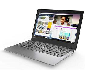 Notebook Lenovo IdeaPad 120S-11IAP, šedý REWORK - REPASOVANÁ VERZE (81A400F7CK) - Lenovo