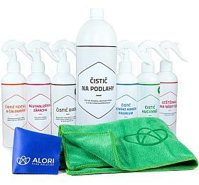 Balíček pro kompletní úklid Alori - Alori