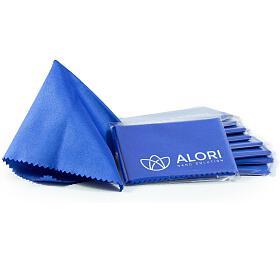 Sada hadříků Alori z mikrovlákna (10 ks), modrá - Alori