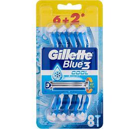 Holicí strojek Gillette Blue3, 8 ml - Gillette
