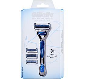 Holicí strojek Gillette Skinguard, 1 ml (Champions League) - Gillette