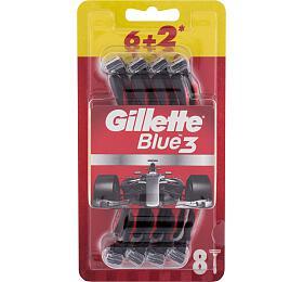 Holicí strojek Gillette Blue3, 8 ml (Red) - Gillette