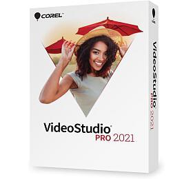 VideoStudio 2021 Pro ML EU (VS2021PMLMBEU) - Corel
