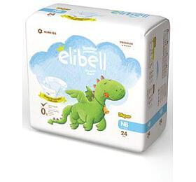 Plenky dětské Elibell NB 2-5kg 24ks - Ostatní