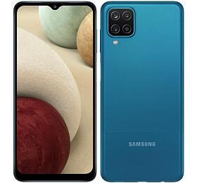 Mobilní telefon Samsung Galaxy A12 3GB/32GB, modrý - Samsung