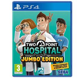 PS4 hra Two Point Hospital: JUMBO Edition - noname