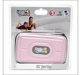 Under Control DSi Hard Bag Pink - Under Control