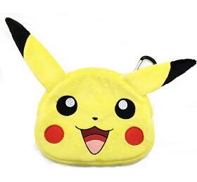 Universal Plush Pouch - Pikachu - HORI