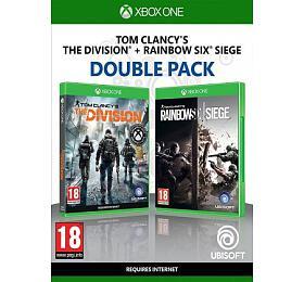 XONE Rainbow Six Siege + The Division DuoPack - Ubisoft