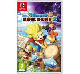 SWITCH Dragon Quest Builders 2 - Square Enix