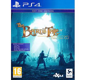 PS4 The Bard's Tale IV: Director's Cut Day One Ed. - Deep Silver