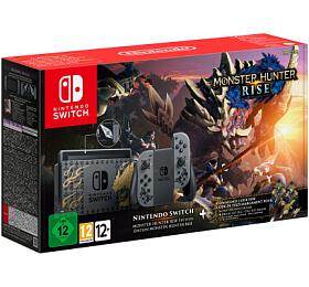 Nintendo Switch MONSTER HUNTER RISE Edition - Nintendo