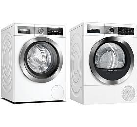 SET Pračka Bosch WAV28GH0BY + Sušička prádla Bosch WTX87EH0EU HomeProfessional - Bosch