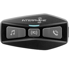 Bluetooth headset pro uzavřené a otevřené přilby Interphone U-COM2 - Interphone