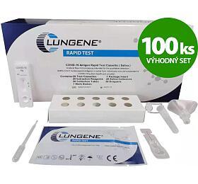Hangzhou Clongene Biotech Co., Ltd. - COVID-19 Antigen Rapid Test Cassette (Saliva) 100 ks - Hangzhou Clongene Biotech Co., Ltd.