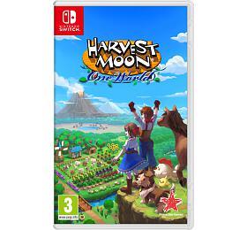 SWITCH Harvest Moon: One World - Nintendo