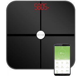 Váha osobní Concept VO4011 Perfect Health, diagnostická, černá - Concept