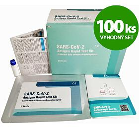 Beijing Lepu Medical Technology Co., Ltd - SARS-CoV-2 Antigen Rapid Test Kit 100ks - Lepu Medical