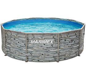 Bazén Marimex Florida 3,66x1,22 m KÁMEN bez přísl. (10340266) - Marimex