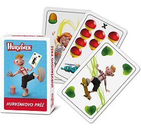 HURVÍNKOVO Prší - karetní hra Efko - Efko