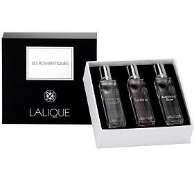Kolekce miniatur Les Romantiques - EDP 3 x 15 ml Lalique - Lalique