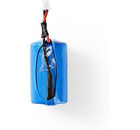 Náhradní Baterie Zámku ke Kolu / 3 V DC / 800 mAh - NEDIS