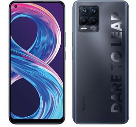 Mobilní telefon Realme 8 Pro DualSIM 8GB/128GB, Infinite Black - REALME