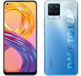 Mobilní telefon Realme 8 Pro DualSIM 8GB/128GB, Infinite Blue - REALME