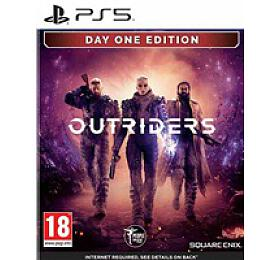 PS5 hra OUTRIDERS ONE DAY EDITION - WARNER BROS