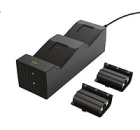 TRUST nabíjecí stanice GXT 250 Duo Charging Dock for Xbox Series X / S (24177) - Trust