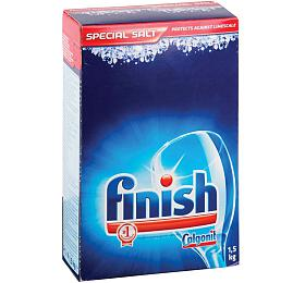 Calgonit Finish sůl 1,5 kg - Finish