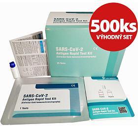 Beijing Lepu Medical Technology Co., Ltd - SARS-CoV-2 Antigen Rapid Test Kit 500ks - Lepu Medical