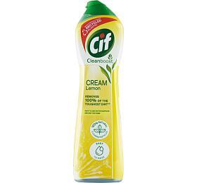 Tekutý písek Cif Lemon krém 500ml - Cif