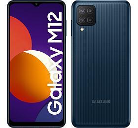 Mobilní telefon Samsung Galaxy M12 4GB/64GB, černý - Samsung