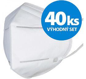 SET 40ks respirátor FFP2 DSBJ - DSBJ