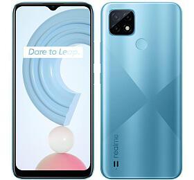 Mobilní telefon Realme C21 3GB/32GB, Cross Blue - REALME