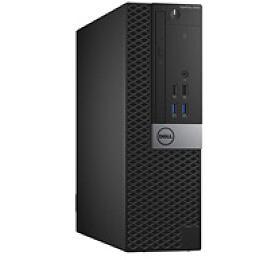 REPAS DELL PC 3050 SFF - i3-6100, 8GB, 256SSD, 500HDD, Intel HD Graphics, 1xHDMI, DP, 4xUSB 3.2, 4xUSB 2.0, W10P (repas-ORFP-REF0032) - Dell