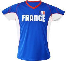 Fotbalový dres Francie 1 vel.L SportTeam - SportTeam