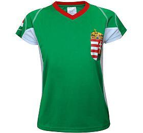Fotbalový dres Maďarsko 1 chlapecký 134/140 SportTeam - SportTeam