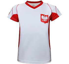 Fotbalový dres Polsko 2 pánský L SportTeam - SportTeam