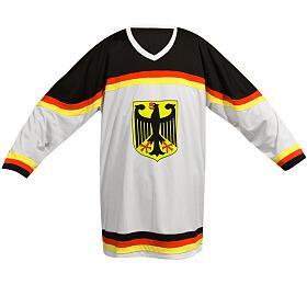 Hokejový dres Německo 1 vel.XL SportTeam - SportTeam