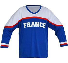 Hokejový dres Francie 1 vel.L SportTeam - SportTeam