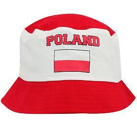 Klobouk jednoduchý Polsko 1 SportTeam - SportTeam
