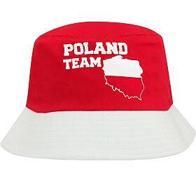 Klobouk jednoduchý Polsko 2 SportTeam - SportTeam