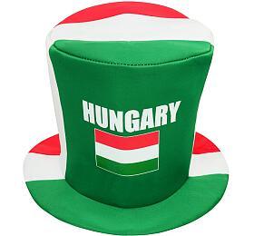 Klobouk vlajkový Maďarsko 3 SportTeam - SportTeam