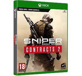 XONE/XSX - Sniper : Ghost Warrior Contracts 2 - Ubisoft