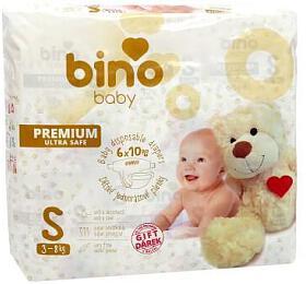 Bino Pleny BABY PREMIUM S 6x10 ks s dárkem - Bino