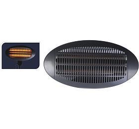 Ohřevná topná lampa nástěnná infrazářič 2000W PROGARDEN KO-YT2000040 - ProGarden