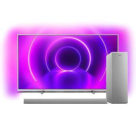 SET UHD LED TV Philips 75PUS8505 + TAB6405 - Philips